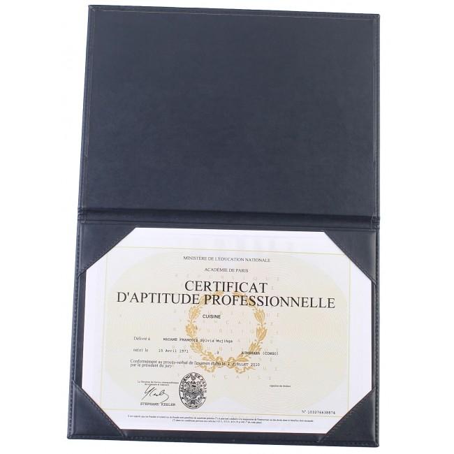 71 - AWPD2058 - Porta-Diplomas ESE