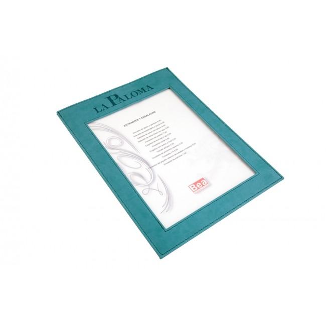 55 - AWEM3051 - azul a4 -AWEM3052 - castanha a3 - Carta Americana -  Restaurante La Paloma Palma de Mallorca