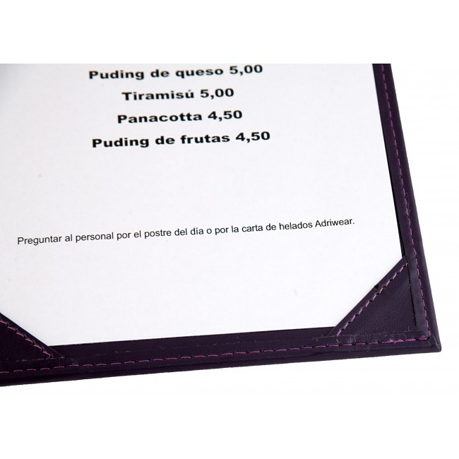 189 - AWEM3066 - Carta de Postres Cantos cozidos Entrada Nova referencia site