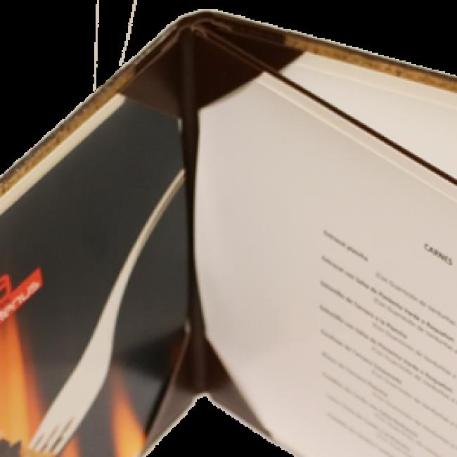 10 - AWEM4002-1F - Ementa Transversal 21X21 Bicolor de cantos cozidos e topada