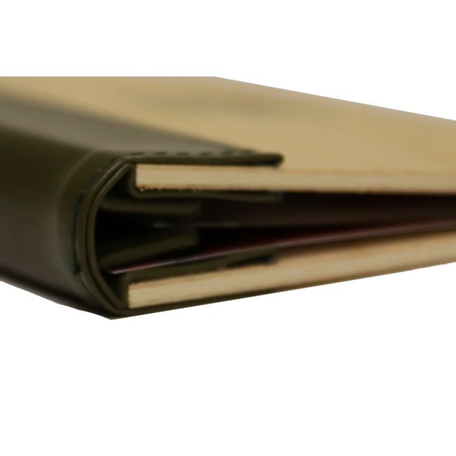 29 - AWEM6574 -15x21 carta de sobremesas madeira 2 parafusos carcela
