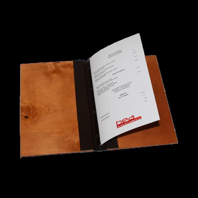 8 - AWEM6560 -19x32cm madeira tratada cor especial 4 parafusos