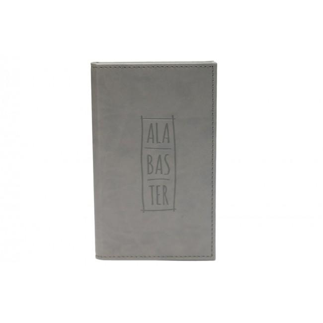 34 - AWPC6730 Porta-Contas Alabaster